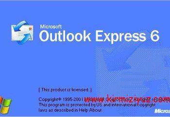 Outlook Express E-Posta Kurulumu Resimli